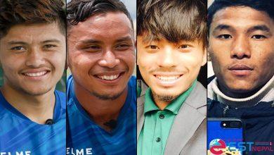 Photo of नाइट क्लब पुगका चार खेलाडी निलम्बन