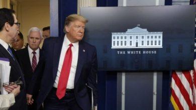 Photo of कोरोना भाइरसः राष्ट्रपति ट्रम्पद्वारा सञ्चारमाध्यमको कडा आलोचना, सङ्क्रमण रोकथामसम्बन्धी नीतिको बचाउ