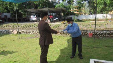 Photo of सुन्दर नेपाल संस्थाद्धारा विपद व्यवस्थापन कोषमा ४ लाख वढि रकम सहयोग