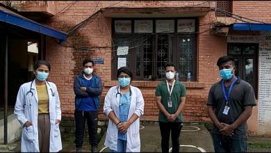 Photo of प्रदेश अस्पताल सुर्खेतका चिकित्सक प्रोत्साहन भत्ताको माग गर्दै आन्दोलित