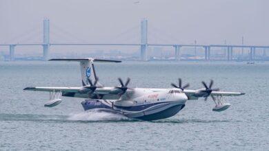 Photo of चीनमा बन्यो 'उभयचर' हवाइजहाज – समुद्रबाट टेकअफ, समुद्रमै अवतरण