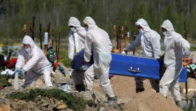 Photo of कोरोनाले विश्वमा मृत्यु हुनेको संख्या ६ लाख ९६ हजार