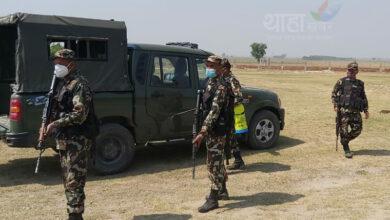 Photo of नरैनापुरबाट दुई महिनापछि फर्कियो सेना
