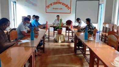 Photo of २५ गतेदेखि जिल्ला प्रशासन कार्यालयका सेवा बन्द