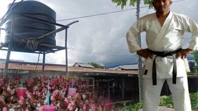 Photo of खेलकुद क्षेत्रमा परिचित राइको जीवनको भिन्न बाटो कुखुरा पालन