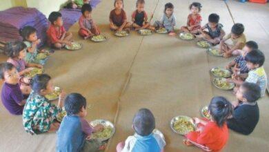 Photo of विद्यालयमा दिवा खाजा, ६ हजार बालबालिका लाभान्वित