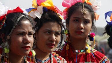 Photo of थारू समुदायमा माघीको चहलपहल शुरू