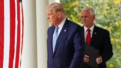Photo of ट्रम्पलाई ह्वाइट हाउसबाट निकाल्न पेन्सद्वारा अस्वीकार