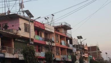 Photo of वीरेन्द्रनगर बजार क्षेत्रका सोलार बत्ती नबल्दा जोखिम बढ्दै