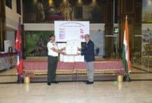 Photo of भारतीय सेनाद्वारा नेपाली सेनालाई एक लाख कोभिड–१९ विरुद्धको खोप उपहारस्वरुप प्रदान