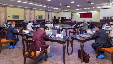 Photo of आज मन्त्रिपरिषद बैठक, तीन साता लकडाउन वा निषेधाज्ञाको निर्णय लिने तयारी