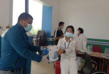 Photo of कोभिड अस्पतालका बिरामीलाई इलेक्ट्रकल जग सहयोग