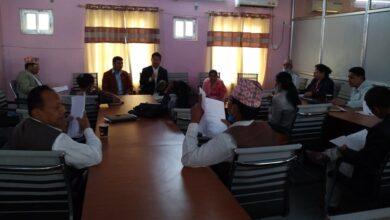Photo of सुदूरपश्चिम प्रदेशसभाको बैठक बस्दै, ओली पक्षका सांसद उपस्थित नहुने