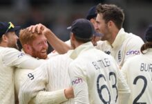 Photo of इंग्ल्याण्डले भारतलाई एक पारी र ७६ रनले हरायो