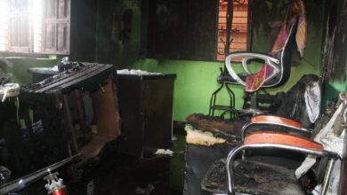 Photo of वीरेन्द्रनगर १ नं. वडा कार्यालयमा आगजनी